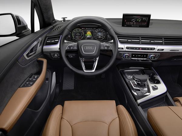 Audi Q7 50tdi s line edition quattro 7p 210kW tiptronic aut