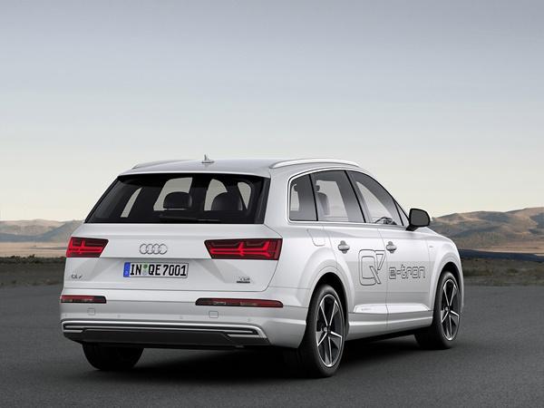 Audi Q7 50tdi quattro 5p 210kW tiptronic aut