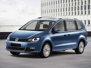 Volkswagen Sharan 5d