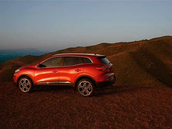 Renault Kadjar 1.6tce bose 120kW