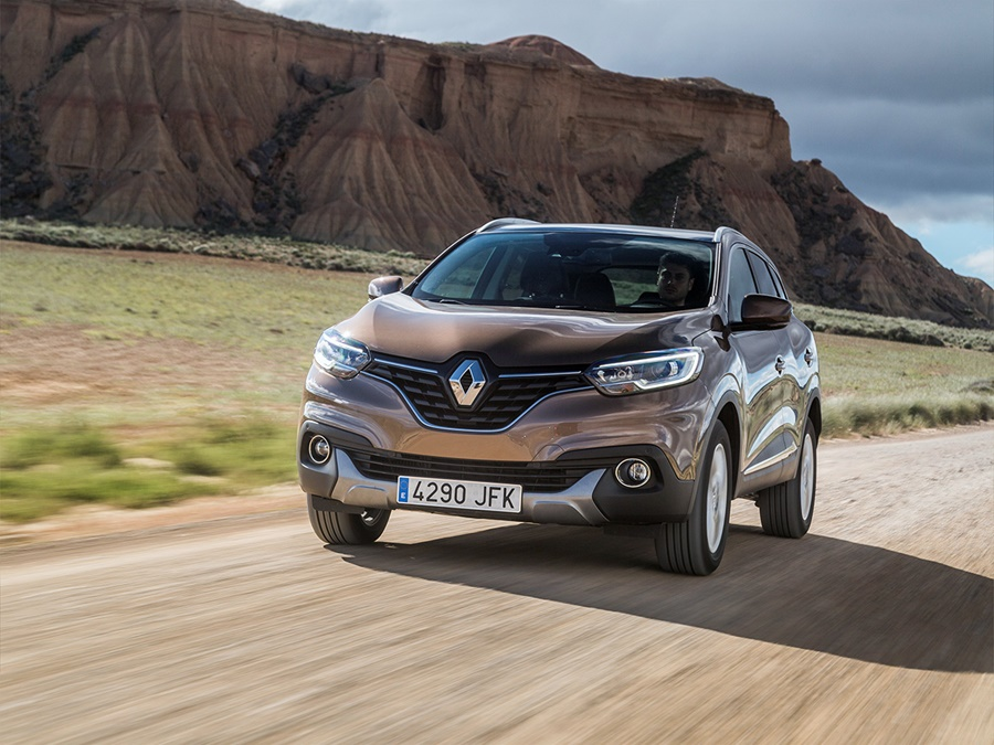 Renault Kadjar TCe 130 Bose, Blue Cosmos. Incl. Pack Technology