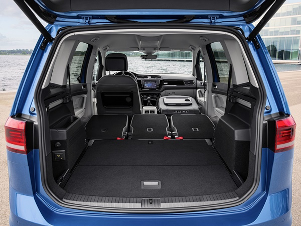 Volkswagen Touran 2.0tdi highline 110kW 5p dsg-7 aut