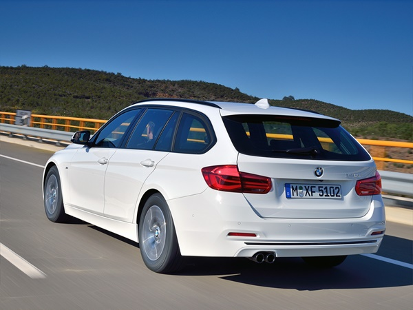 BMW 3-touring 316d 85kW