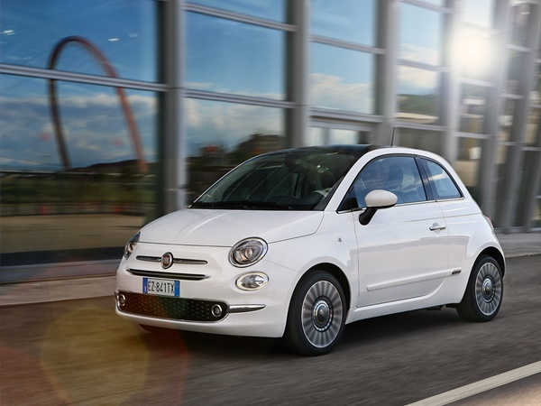 Fiat 500 0.9 twin air 80 anniversario 59kW