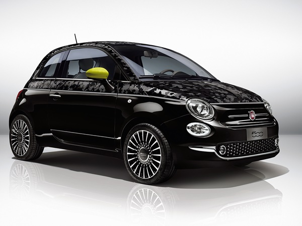 Fiat 500 0.9 twin air 80 anniversario 59kW dualogic aut