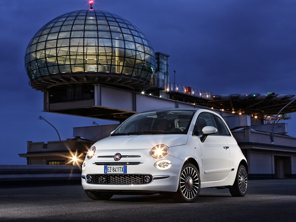 Fiat 500 0.9 twin air 80 young 59kW