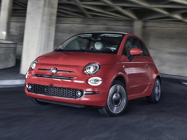 Fiat 500C 0.9 twin air 80 young 59kW
