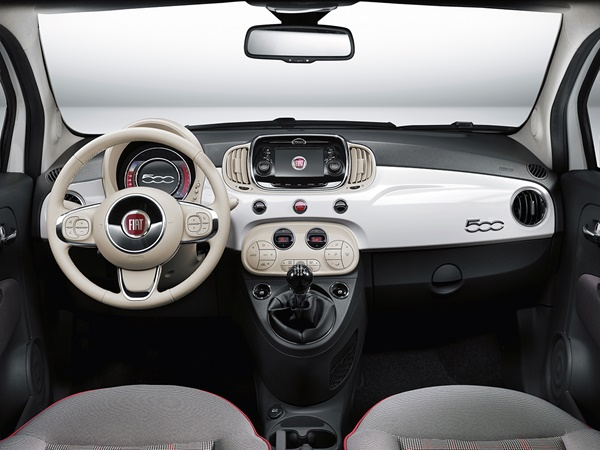 Fiat 500C 0.9 twin air 80 lounge 59kW dualogic aut