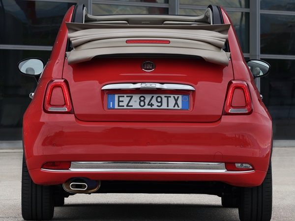 Fiat 500C 0.9 twin air 80 sport 59kW dualogic aut