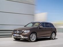 Mercedes-Benz GLC-klasse 5d