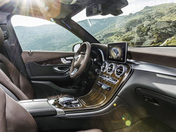 Mercedes GLC-klasse