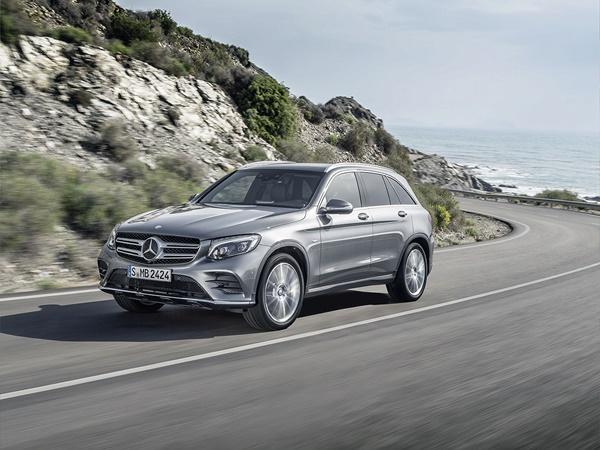 Mercedes GLC-klasse*
