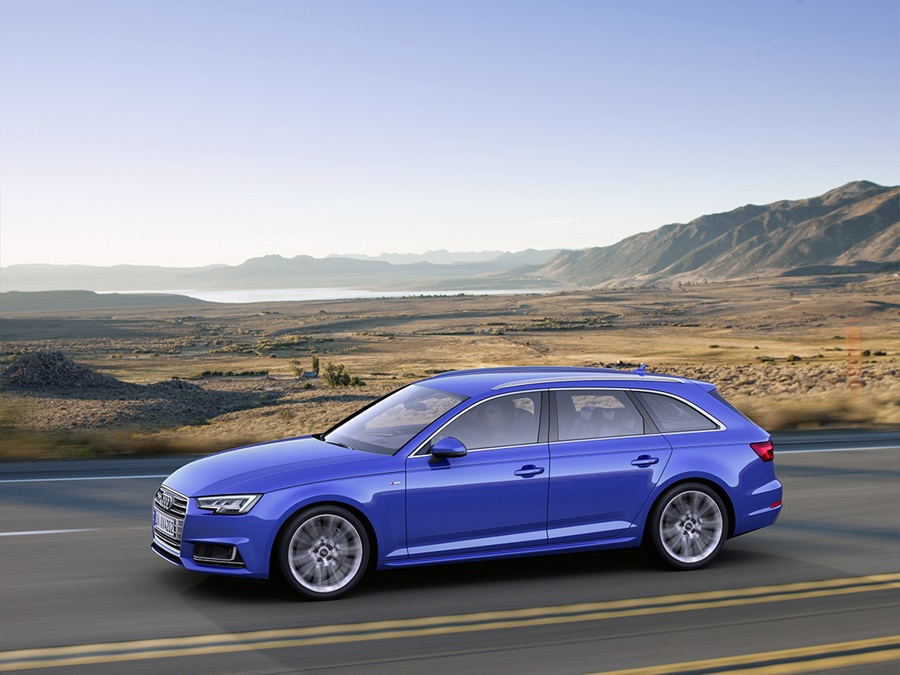 Audi A4 avant 2.0tdi s line edition 90kW s-tronic aut