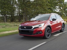 DS DS4 Crossback 5d