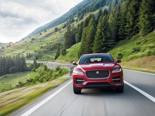 Jaguar F-Pace 2.0d e-performance prestige 120kW
