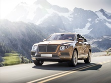 Bentley Bentayga 5d