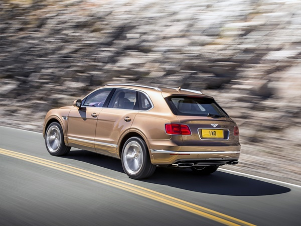 Bentley Bentayga 6.0 w12 447kW aut