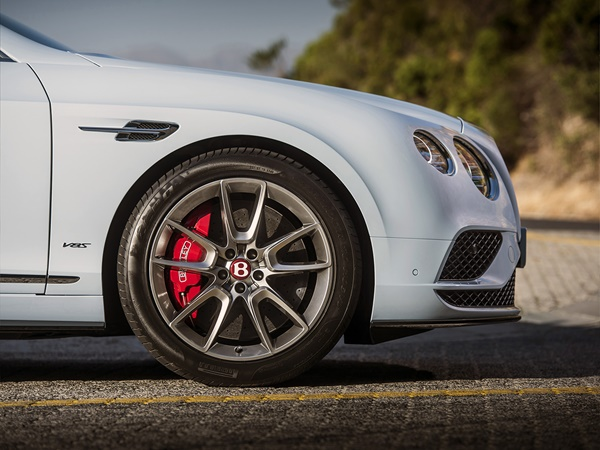 Bentley Continental GT 4.0 v8 s 388kW aut