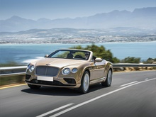 Bentley Continental GTC 2d