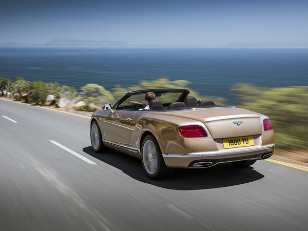 Bentley Continental GTC 6.0 434kW aut