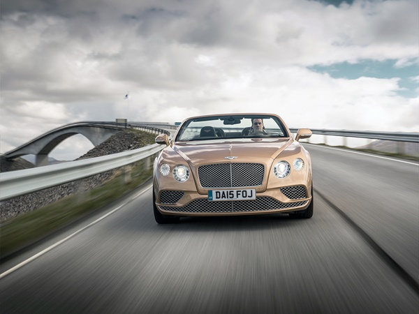Bentley Continental GTC 6.0 aut