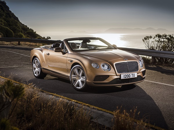 Bentley Continental GTC 6.0 supersports 522kW aut