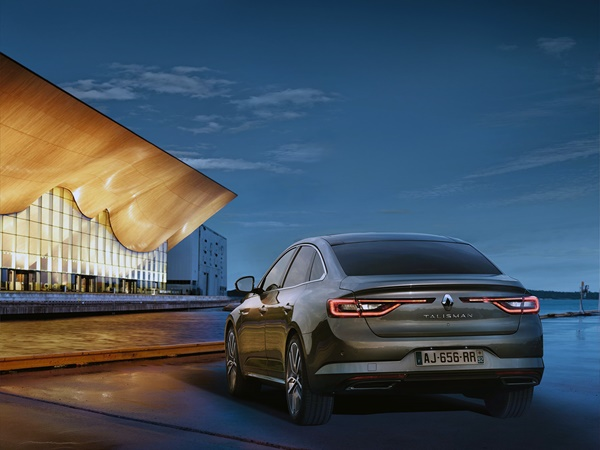 Renault Talisman 1.6dci energy initiale paris 96kW edc aut