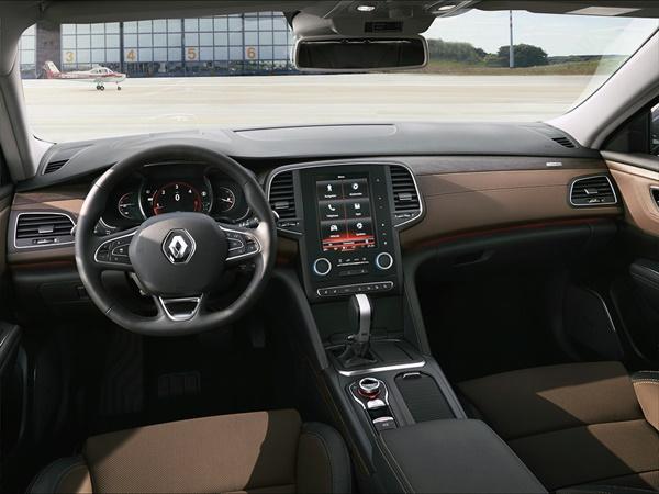 Renault Talisman 1.3tce s-edition 118kW edc aut
