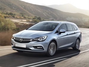 Opel Astra sports tourer 5d