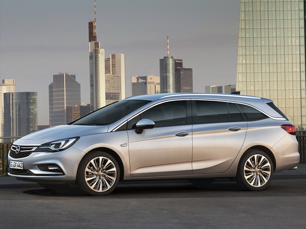 Opel Astra sports tourer 1.0t business executive 77kW
