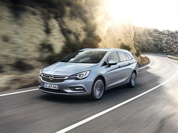 Opel Astra sports tourer*