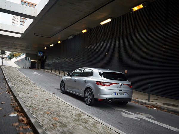 Renault Mégane 1.3tce limited 85kW (NEDC)