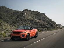 Land Rover Range Rover Evoque conve 2d