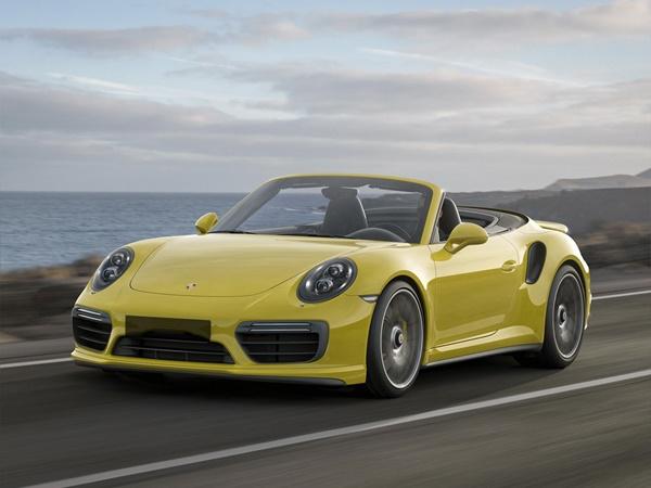 Porsche 911 (991) turbo cabrio 3.8 4wd pdk aut