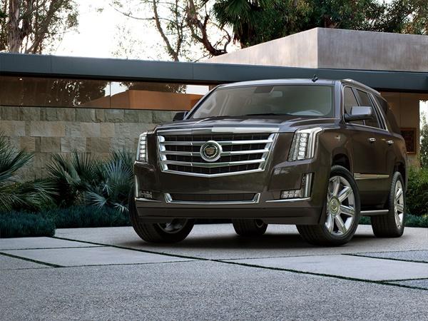 Cadillac Escalade 6.2 v8 platinum 313kW aut