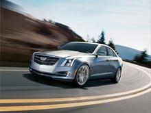 Cadillac ATS 4d