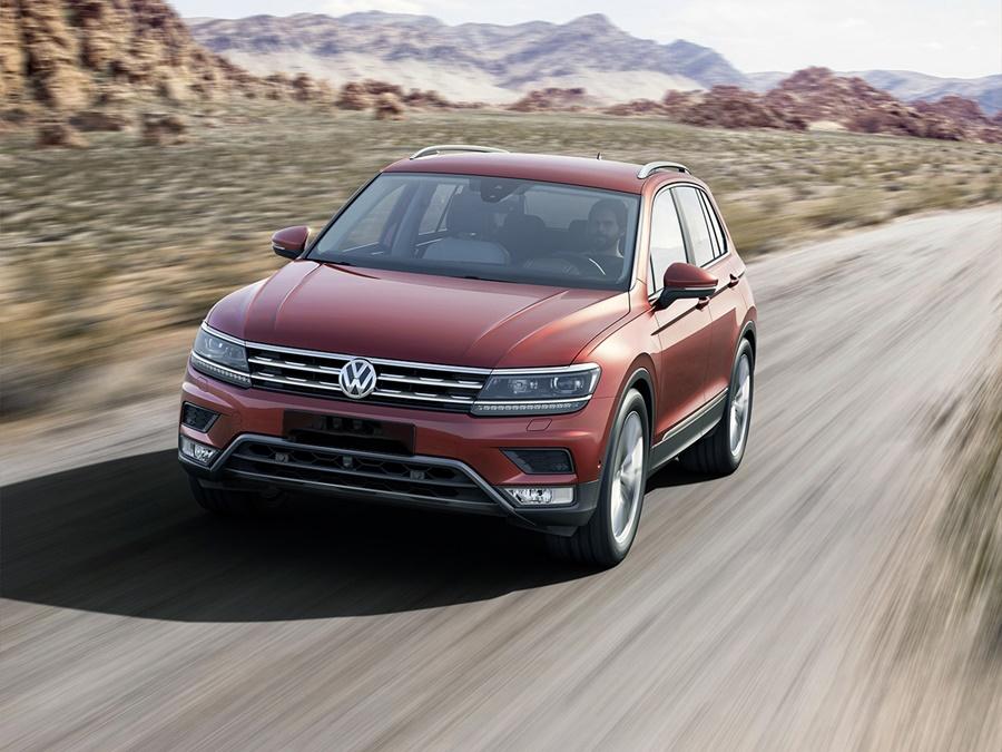 AutoDisk nieuws Volkswagen Tiguan