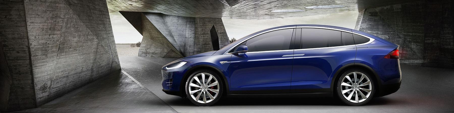 Tesla Model X 100kWh 429 km actieradius