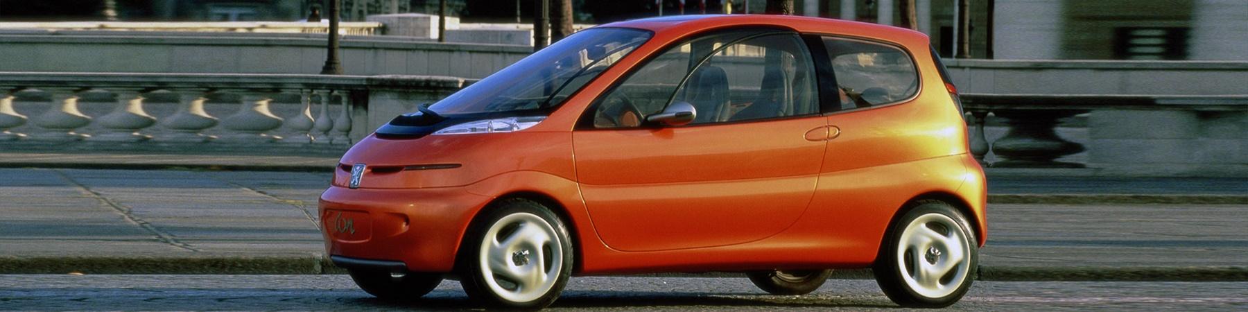 Peugeot iOn 16kWh 128 km actieradius