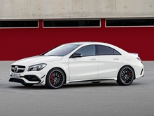Mercedes-Benz CLA 4d