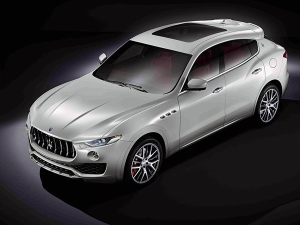Maserati Levante 3.0bit 257kW awd aut