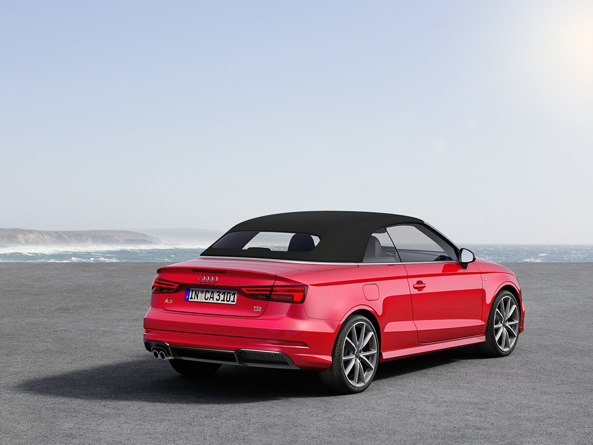 audi a3 cabriolet design 85kw s tronic aut benzine. Black Bedroom Furniture Sets. Home Design Ideas