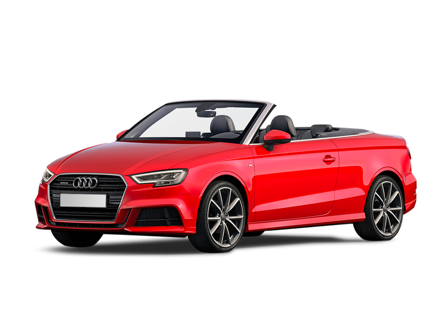 A3 cabriolet 2d