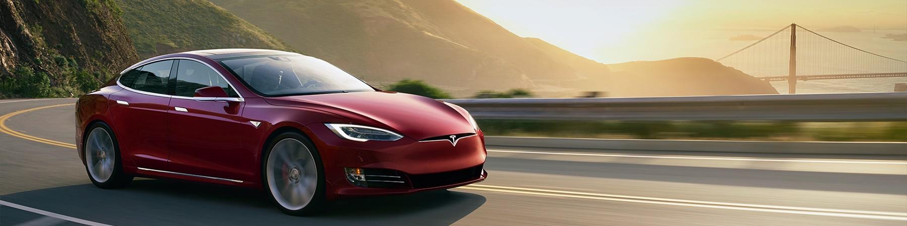 Tesla Model S 100kWh 519 km actieradius