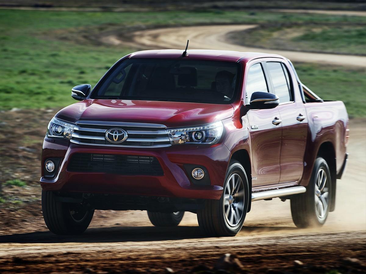 Toyota Hi-lux 4d