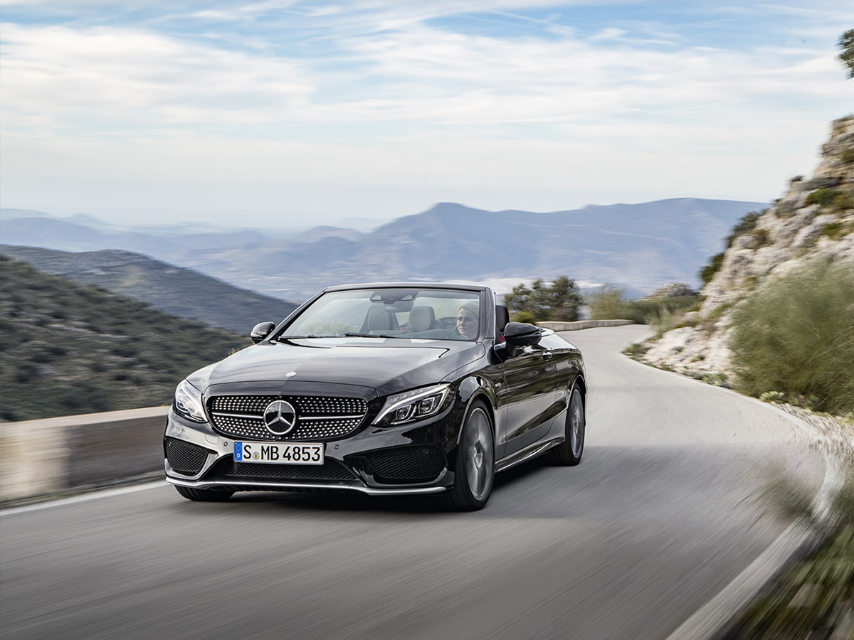 Mercedes-Benz C-cabrio 2d