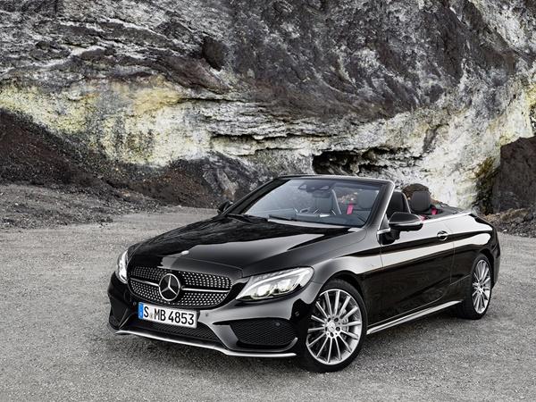 Mercedes C-cabrio