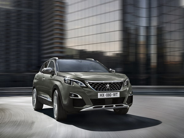 Peugeot 3008 1.2 pure tech gt-line 96kW eat8 aut