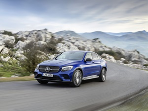 Mercedes-Benz GLC Coupe 5d