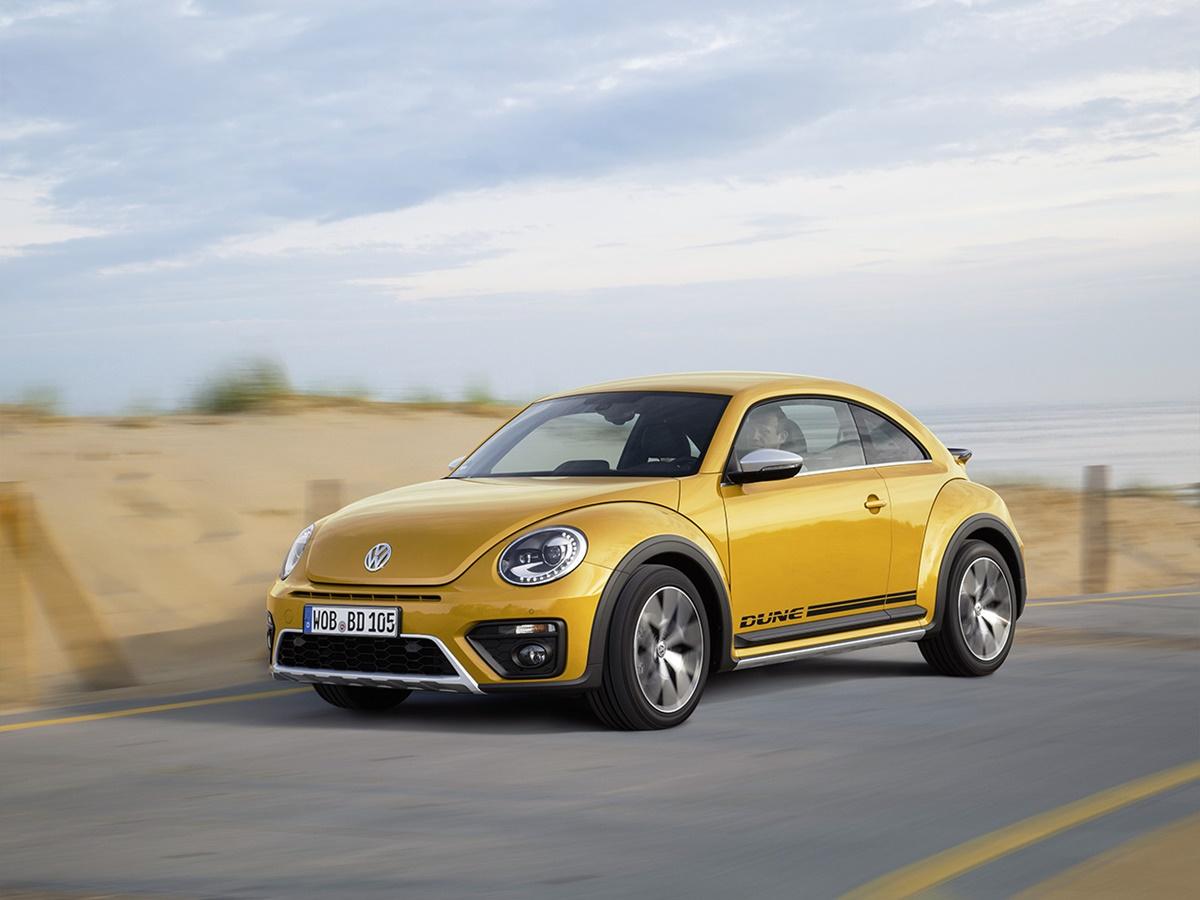 Volkswagen Beetle Dune 3d